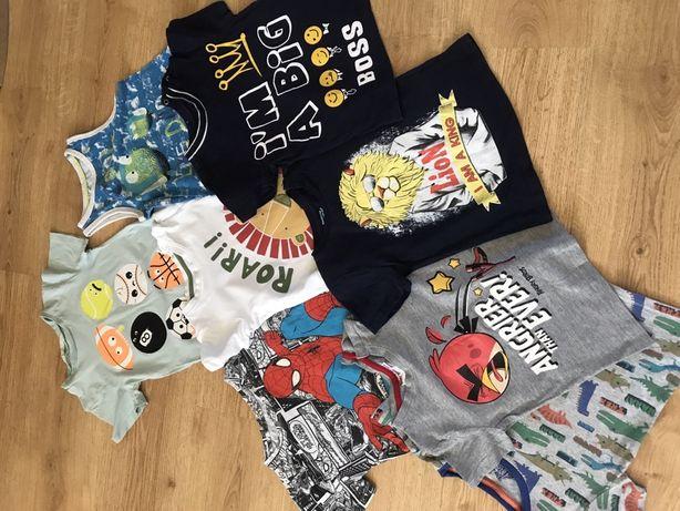 Продам лот из 8 футболок