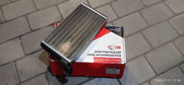 Радиатор отопителя (печки) ВАЗ 2110-2112, 2110-8101060, Дааз