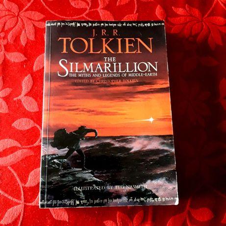 J R R Tolkien - Silmarillion - Paperback Ed. 2000 Ilustr. Ted Nasmith