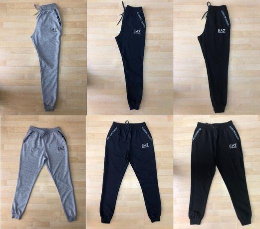 Spodnie dresy męskie Emporio Armani EA7 Premium