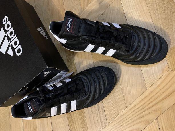Оригинальные кроссовки Adidas Mundial Team 019228 Black