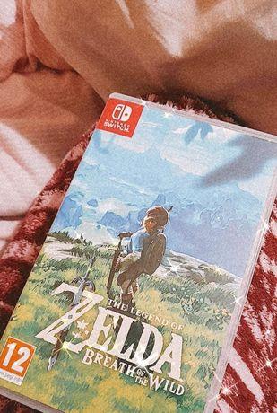 Zelda Breath of the wild, nintendo switch