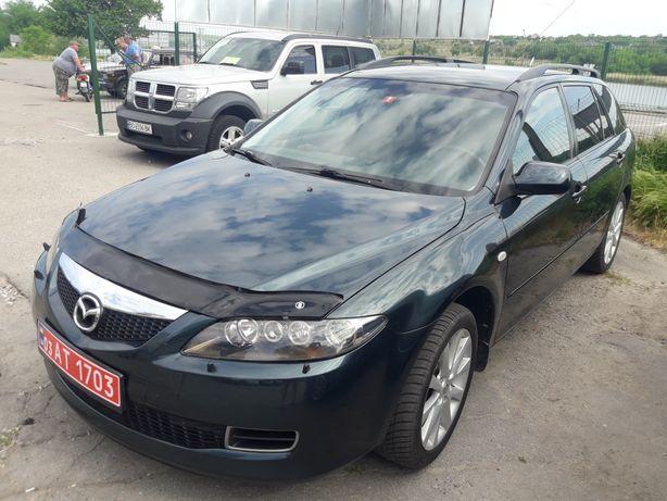 Mazda 6 2006 BOSE 4x4