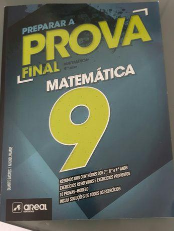 Livro de prova final Matemática