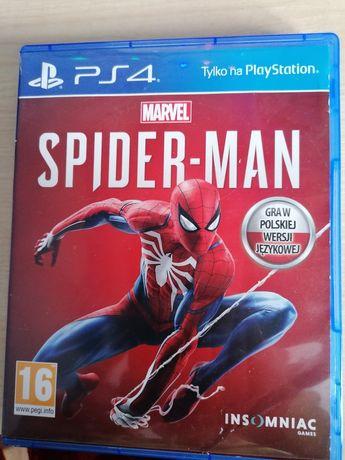 Sprzedam grę spider-man ps4