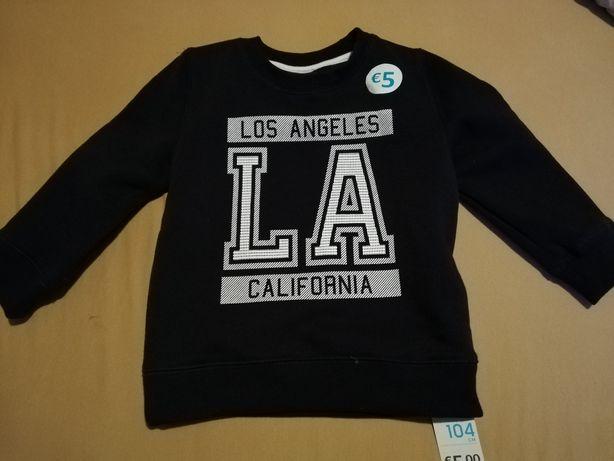 Bluza rozmiar 104