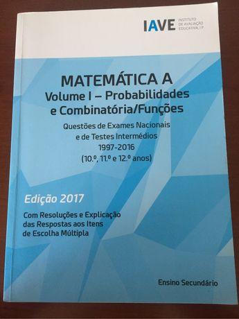 Manual de apoio - Matemática A