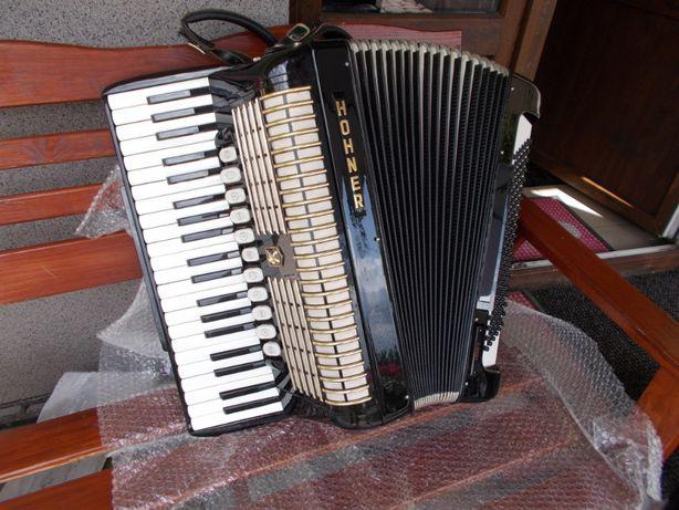 akordeon hohner verdi V 120 basów 4chóry musette sprzedam zamienie!!!
