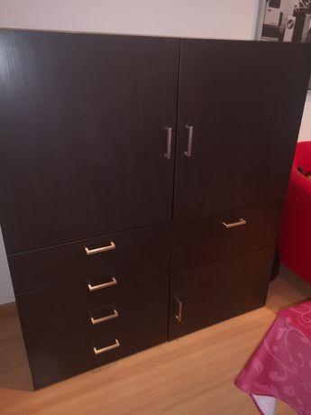 Móvel arrumação BESTA IKEA