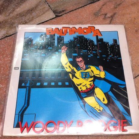 Woody Boogie - Baltimora Singles Vinil