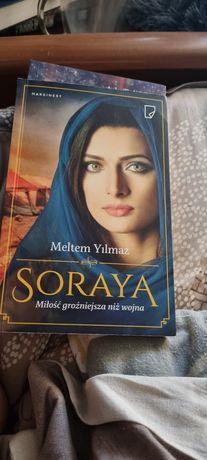 Książka Soraya..