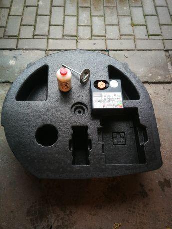 Wkład steropian koła Nissan,ContiMobilityKit,kompresor