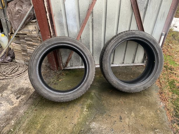 2x zimowe Continental ContiWinterContact 225/45R18 2018R