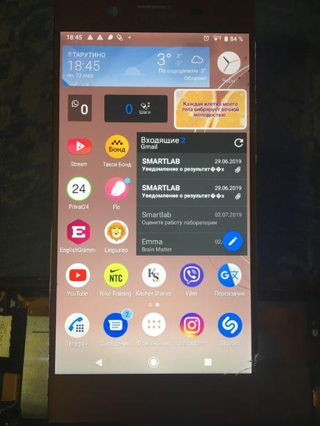 Дисплейный модуль Sony Xperia XZ Premium G8142 G8141