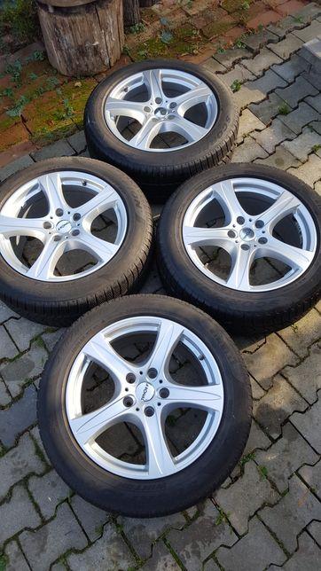 """Felgi Alu VW Audi Q7 5x130 9J 19""""4szt Czujniki ciśnienia Opony Zimowe"""