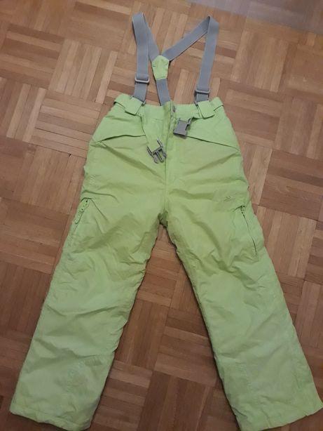 Spodnie zimowe narciarskie Trespass, rozm 7-8 lat 122-128 cm