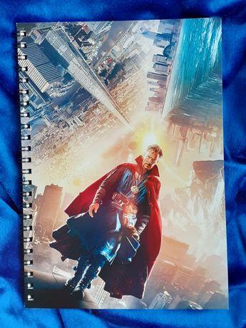 Зошит блокнот тетрадь Doctor Strange Стрендж скетчбук Avengers Месники