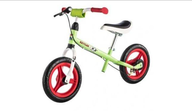 Sprzedam rowerek biegowy Kettler 12' cali, w bdb stanie