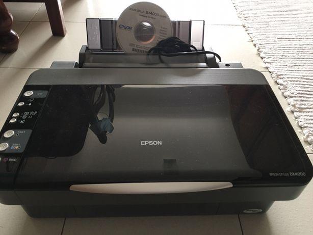 Impressora Epson Stylus multifuncoes Dx4000