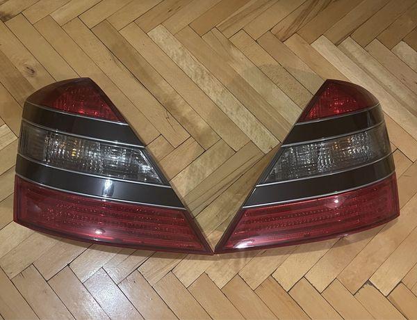 Mercedes w221 задние фонари