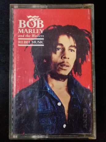 Bob Marley & Wailers Rebel Music k7