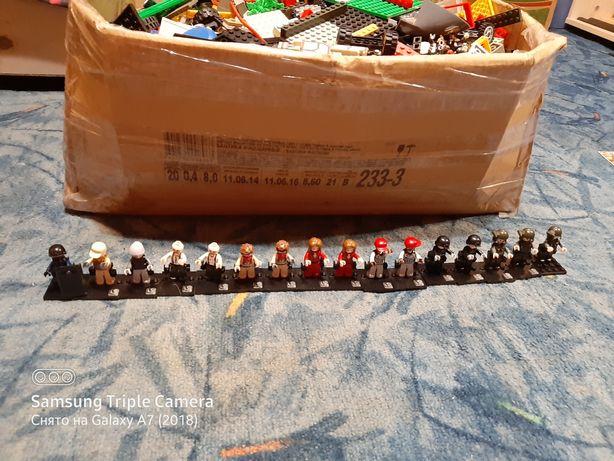 Лего военные фигурки, цена за штуку