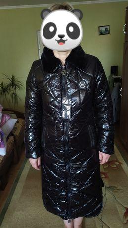 Пальто евро зима