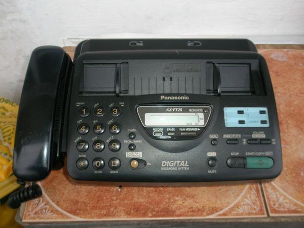 Продам Факс Panaconic KX-FT25 робочий в отличном состочнии