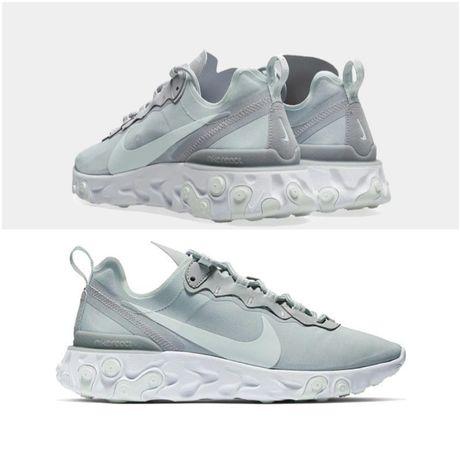 Nike w react element 55 bq2728-005 кроссовки/кеды