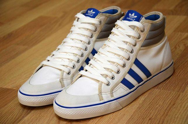 Adidas nizza, оригинал кроссовки кожаные  samba, gazelle