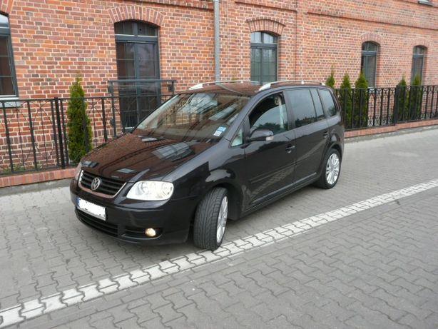 Volkswagen VW touran 2005/2006 zamiana na BUSa
