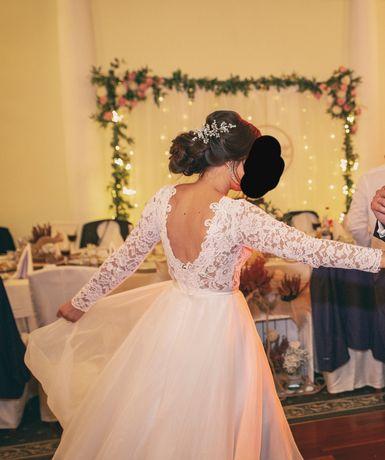 Suknia ślubna pilar charlotte