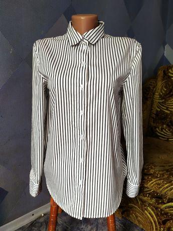 Фирменная рубашка H&M
