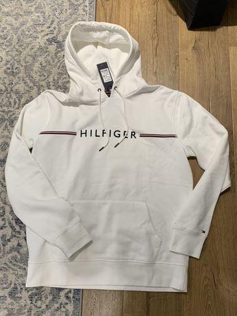 Tommy Hilfiger nowa oryginalna bluza męska biała