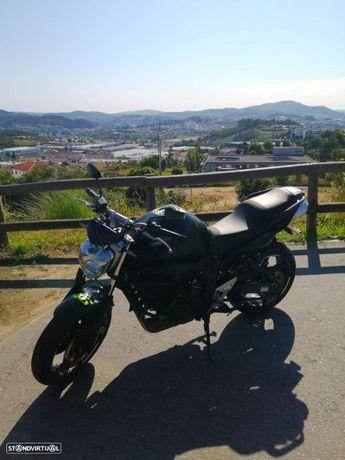 Yamaha FZ  S2