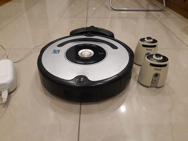 iRobot Roomba 560 odkurzacz , sprawny .