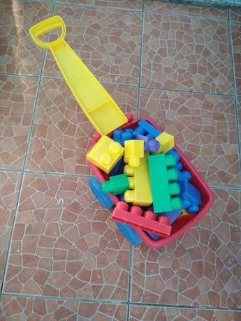 Carrinho lego/brinquedos