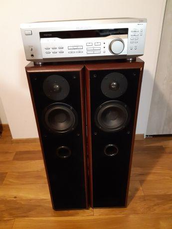 Promocja. Zestaw amplituner Sony DTS 245 z kolumnami Tonsil Maestro 80