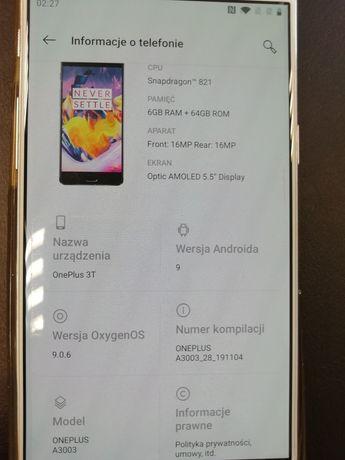 OnePlus 3T A3003 Gold Złoty 6/64GB Fortnite Bhangra Boogie