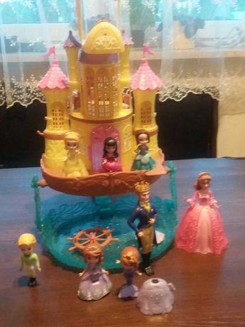 Wodny zamek księżniczki Zosi