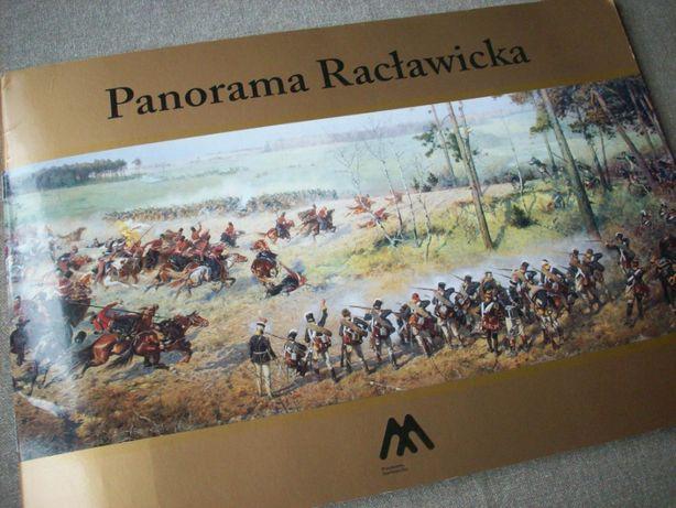Panorama Racławicka, folder, 2017.