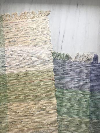 Dywany bawełniane plecione