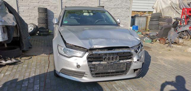 Audi A6 C7 Avant 2,0 TFSI uszkodzony