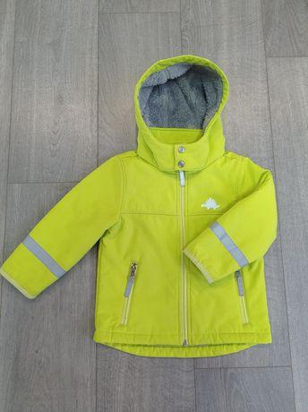 Куртка меховушка парка 2-3 года