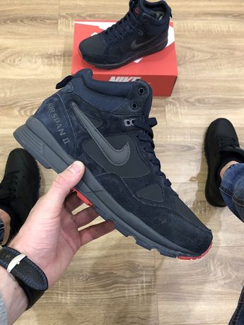 Зимние кроссовки Nike Air Span 2 на меху
