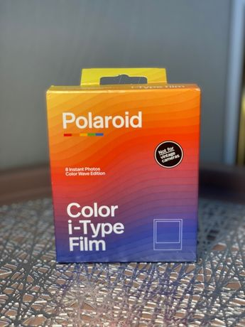 Polaroid wkłady Color I-Type film Color Wave Edition