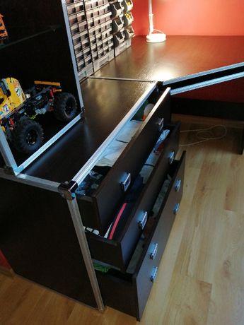 Komoda z szufladami - przygotowana do odbioru