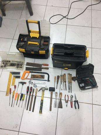 Mala de ferramenta trolley