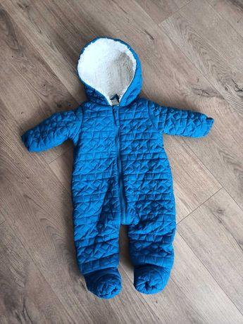 Kombinezon zimowy niemowlęcy