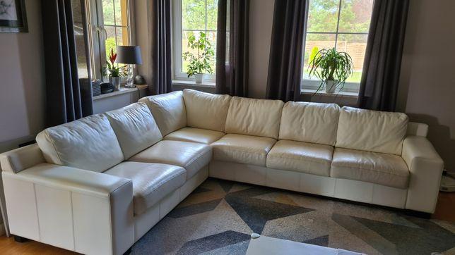 Narożnik sofa kanapa z funkcją spania